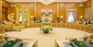 مجلس الوزراء: الموافقة على تأسيس وبناء نظام ربط لأنظمة المدفوعات بدول المجلس