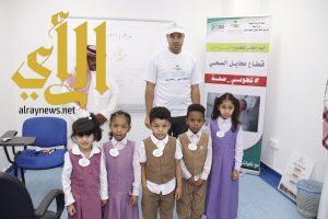 أحد عشر مبادرة تطوعية لقطاع محايل الصحي