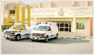 أجهزة طبية متطورة لخدمة المستفيدين في مستشفى النعيرية العام