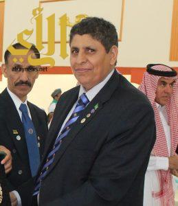 اختيار الرائد الكشفي السعودي مستور الشهراني لعضوية الاتحاد العربي لرواد الكشافة