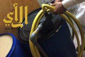 ضبط مصنع خمور متكامل تديره نساء بجازان