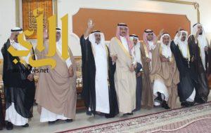 وكيل إمارة الرياض يحتفي بأعضاء الشورى الجدد