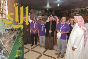 جمعية الكشافة تًُشارك في ملتقى آفاق خضراء البيئي الأول