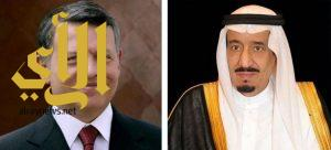 ملك الأردن يُدين ويستنكر إطلاق صاروخ بالستي على الرياض