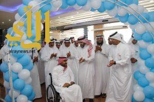 افتتاح الخدمات المساندة بمستشفى محايل العام