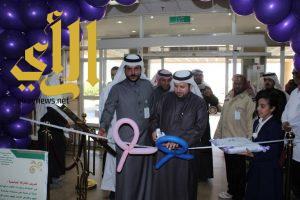 مدير عام صحة الرياض يطلع على المشاريع التطويرية والشراكة المجتمعية في مستشفى وادي الدواسر