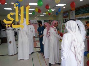 مستشفى الفرشة العام يحتفل بالأيام العالمية للصحة والكلى والاسنان