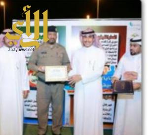 مدير تعليم المجمعة يشهد ختام نادي الحي بثانوية الملك عبدالله بالمجمعة