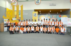 تدريب 2200 طالب وطالبة في مهرجان stem الصيفي بتعليم عسير