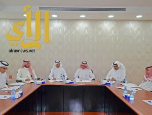 اللجنة التجارية بغرفة نجران تناقش عددا من المواضيع