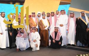 نائب أمير عسير يرعى حفل تكريم الشيخ محمد البشري