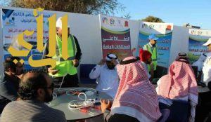 """فريق عون التطوعي يقيم برنامج """"ملك للجميع"""""""