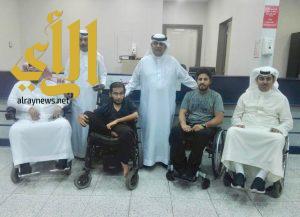 مبادرات لذوي الإعاقة في منطقة عسير