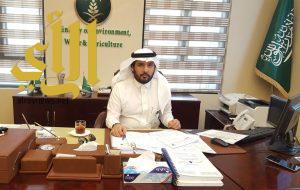 الشمري مديراً لفرع المياه بمحافظة الجبيل