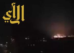 توجيه عملية عسكرية على مواقع نظام الأسد في سورية