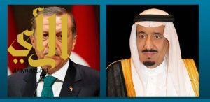 القيادة تعزي الرئيس التركي في ضحايا حادث القطار