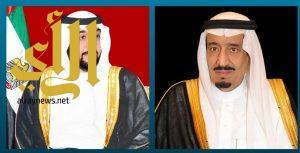 الملك سلمان يتلقى برقيات عزاء من رئيس دولة الإمارات العربية المتحدة ونائبه ومحمد بن زايد