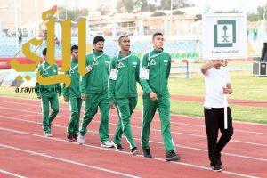 أخضر القوى يتصدر الْيَوْمَ الأول لخليجي 16 للشباب بالكويت برصيد 9 ميداليات