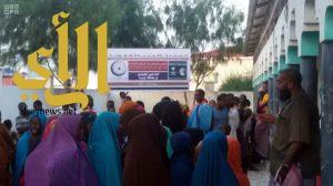 مركز الملك سلمان للإغاثة يدشن مشروع توزيع 569.340 وجبة إفطار صائم في الصومال