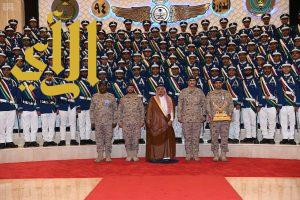 أمير منطقة الرياض يرعى حفل تخريج طلبة كلية الملك عبدالعزيز الحربية