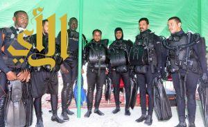 ختام أعمال التمرين البحري السعودي السوداني (الفلك 2) بجدة