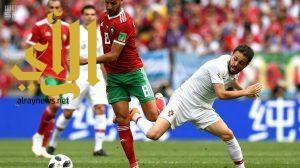 كأس العالم 2018 : منتخب المغرب يخسر من نظيره البرتغالي بهدف دون مقابل