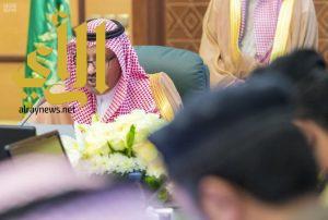 أمير منطقة الباحة يرأس اجتماع اللجنة الرئيسية للدفاع المدني