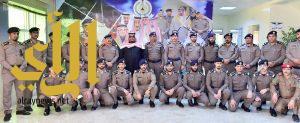 نائب أمير نجران يشيد بالأعمال البطولية لرجال الدفاع المدني