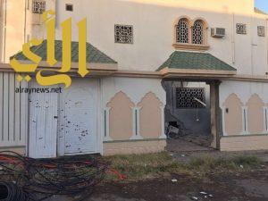 سقوط مقذوفات عسكرية أطلقتها عناصر حوثية من داخل الاراضي اليمنية