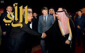 وصول رئيس جمهورية تتارستان إلى الرياض