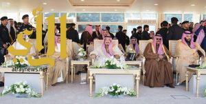 الملك سلمان يَرعى الحفل الختامي لمهرجان الملك عبدالعزيز للإبل