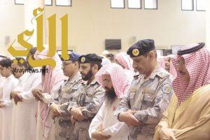 جموع المصلين في أبوعريش تشيع شهيد الواجب الجندي أول وليد شريفي
