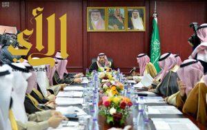 الأمير فيصل بن بندر يدشن عدد من المشروعات التنموية بمحافظة الغاط