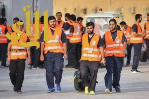 هيئة الهلال الأحمر السعودي تفعل مشاركتها في مهرجان الجنادرية