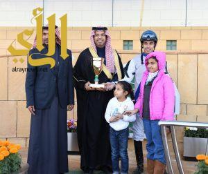 """الجواد """"لاهاردي"""" يفوز بكأس وزارة الثقافة والإعلام"""