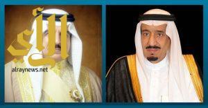 ملك البحرين يُدين إطلاق صاروخ بالستي على الرياض