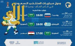 المنتخب السعودي أول منتخب عربي يشارك في بطولات افتتاح كأس العالم منذ 88 عامًا
