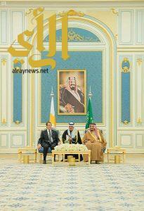 الملك سلمان ورئيس جمهورية قبرص يشهدان توقيع اتفاقية وبرنامج تنفيذي ومذكرة تفاهم