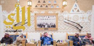 خادم الحرمين الشريفين يستقبل النائب الأول لرئيس مجلس الوزراء وزير الدفاع بدولة الكويت
