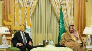 الملك سلمان يعقد جلسة مباحثات رسمية مع رئيس جمهورية قبرص