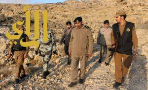 شرطة عسير تنفذ حملة أمنية في محافظة خميس مشيط