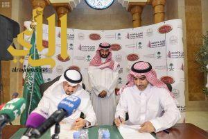 """أمير مكة المكرمة بالنيابة يشهد توقيع اتفاقية إنشاء """"مسرح السعودية"""" بجدة"""
