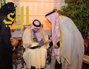 """الأمير فيصل بن خالد يدشن برنامج """"بيئة عسير نحو القمة تسير"""""""
