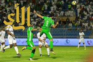 الأهلي يكسب الشباب بخمسة أهداف مقابل هدفين