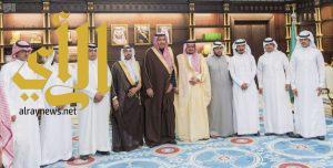 أمير الباحة يتسلم تقريراً مفصلاً عن أعمال ومناشط لجان الصيف بمحافظة القرى