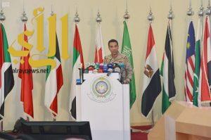 التحالف: إطلاق المليشيات الحوثية صاروخًا باليستيًا على الرياض عمل همجي وعبثي