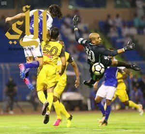 الهلال يفوز على أحد بهدف دون مقابل في الدوري السعودي