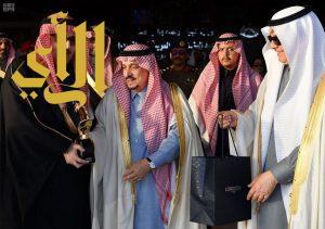 أمير منطقة الرياض يرعى حفل اختتام بطولة مركز الملك عبدالعزيز للخيل العربية