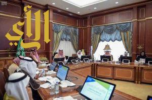 أمير المدينة المنورة يرأس جلسة مجلس المنطقة