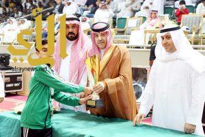 """الأمير محمد بن متعب: الرياضة السعودية ينتظرها """"مُستقبل مُشرق"""""""
